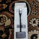 USB C To AUX - #1 Converter (2 in 1) photo review